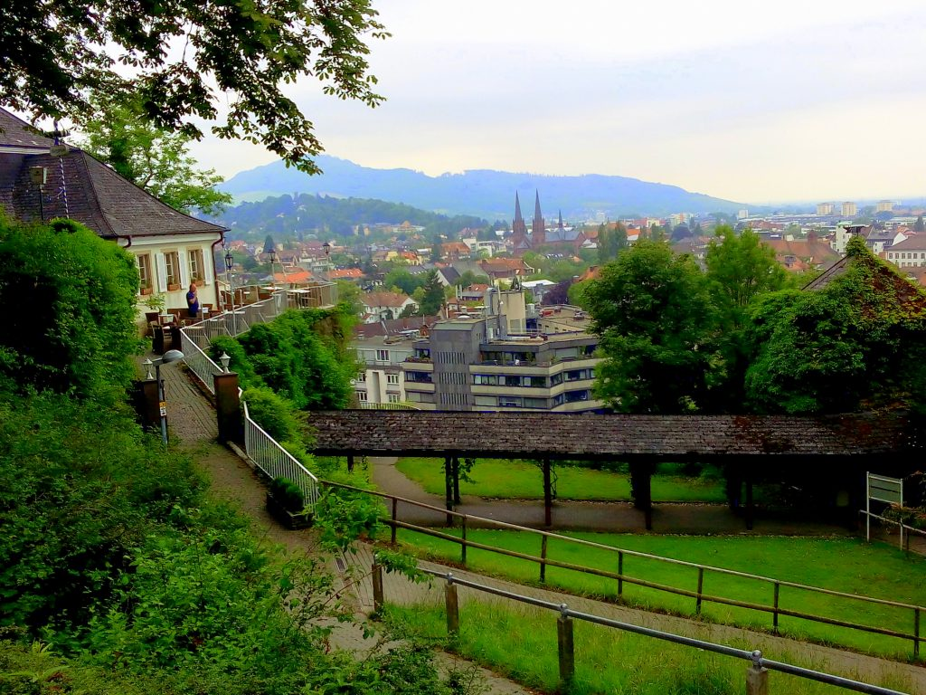 Une journ e fribourg allemagne a journey away for Piscine fribourg