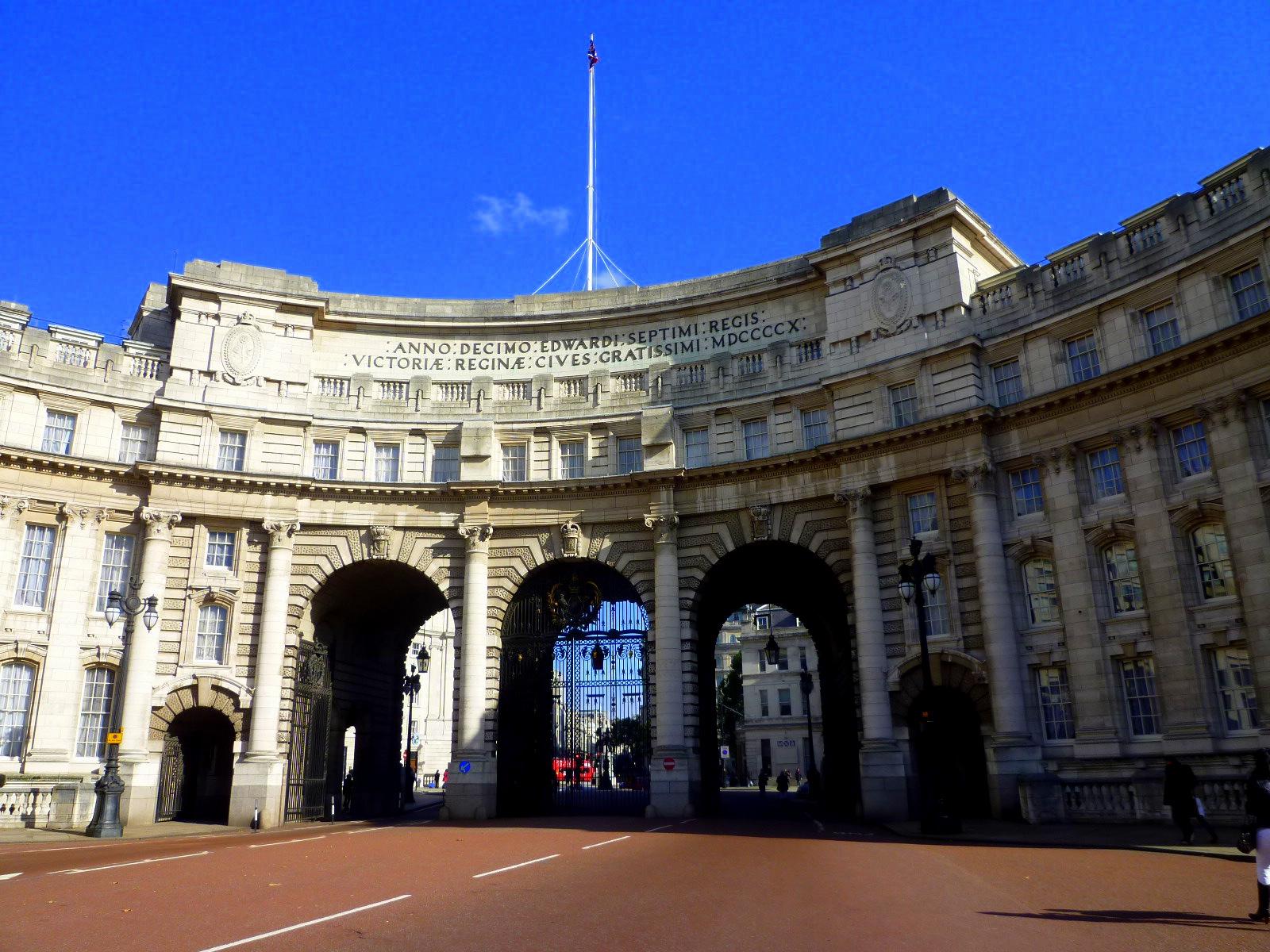 Arche de l'amirauté, Londres
