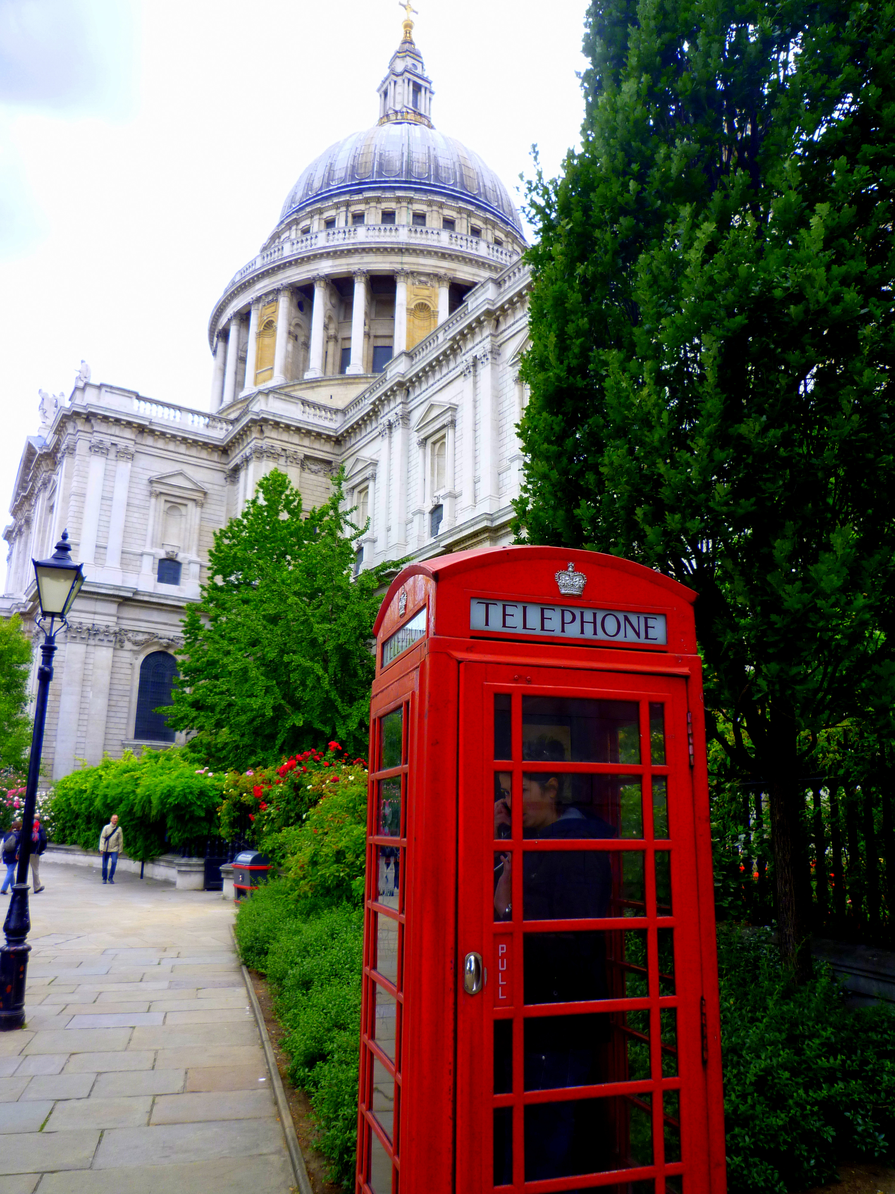 Cathédrale St Paul, Londres