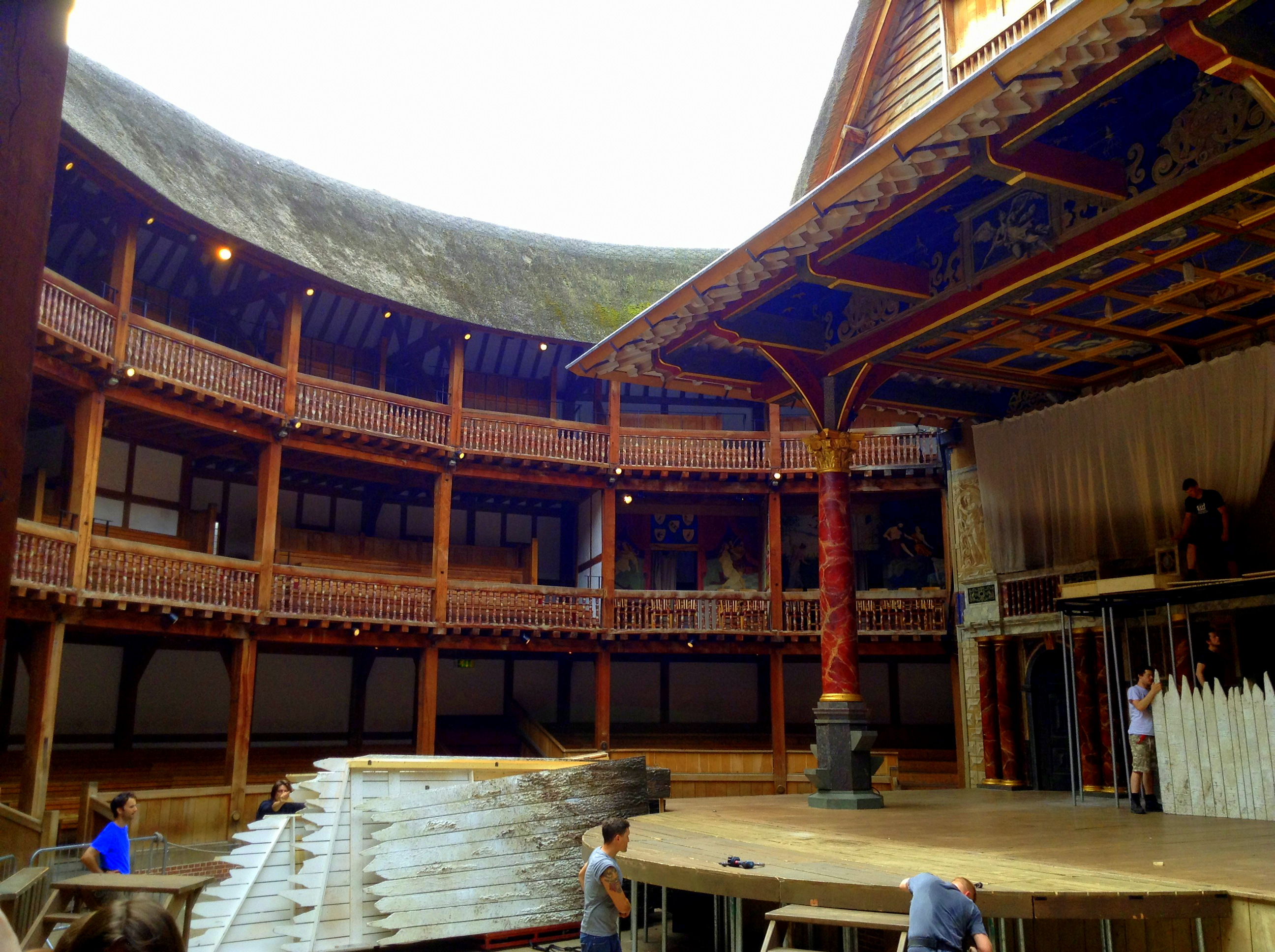 Globe de Shakespeare, Londres