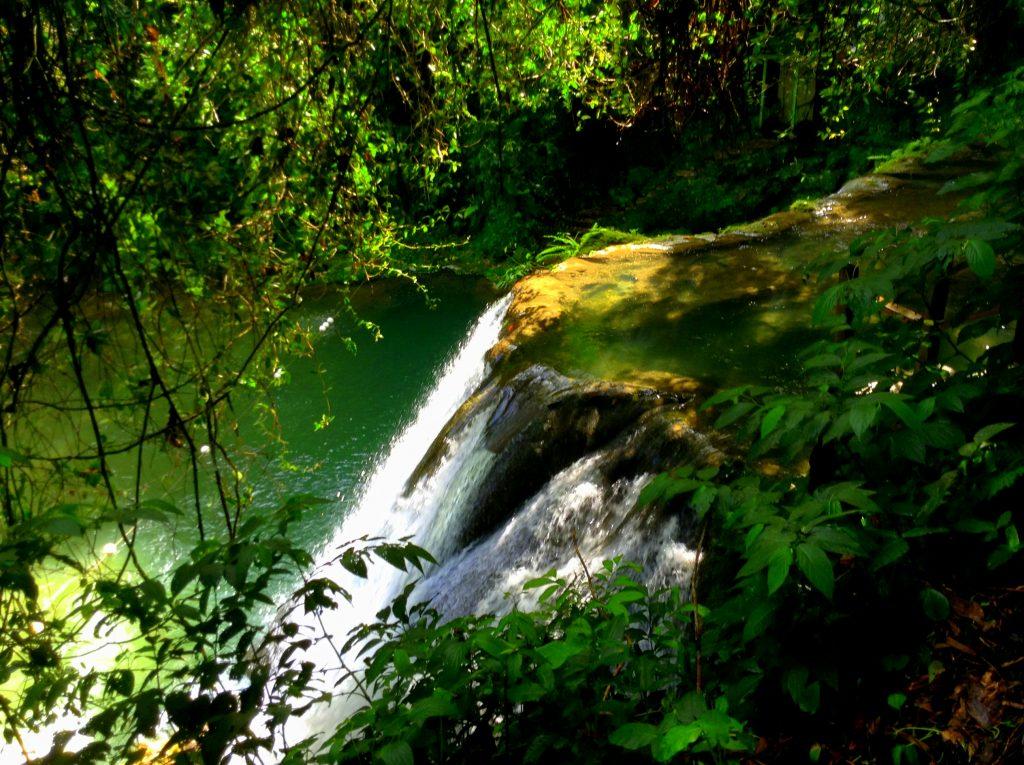 Jamaican Reach falls