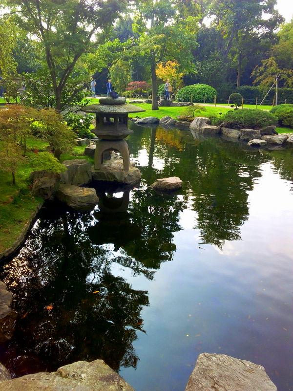 Jardin de Kyoto, Londres