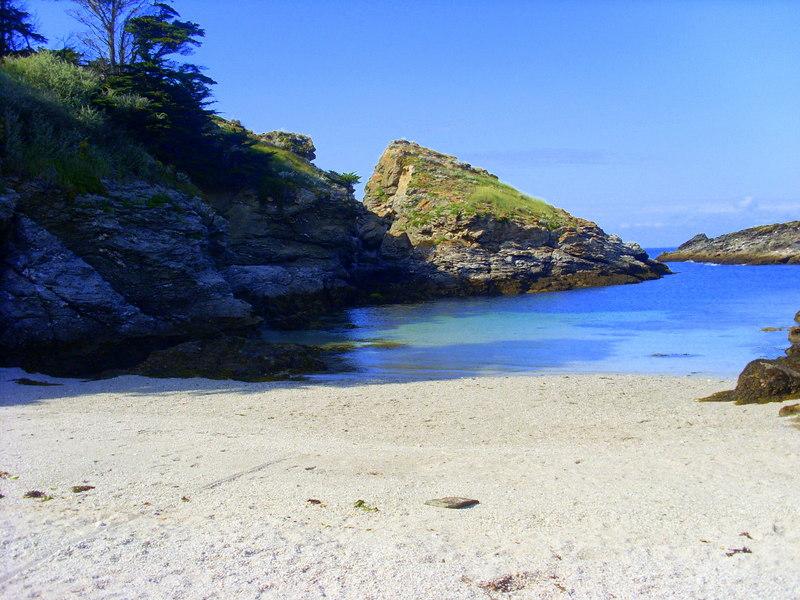 Belle-Ile beach