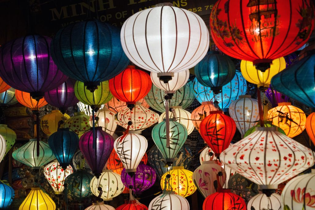 Night market, Hoi An