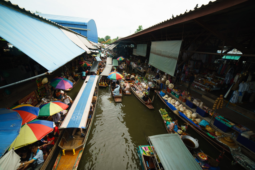 How to spend 3 days in Bangkok