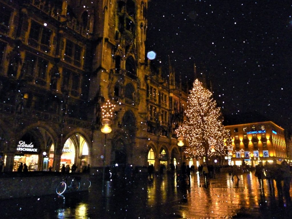Christmas in Munich - Marienplatz