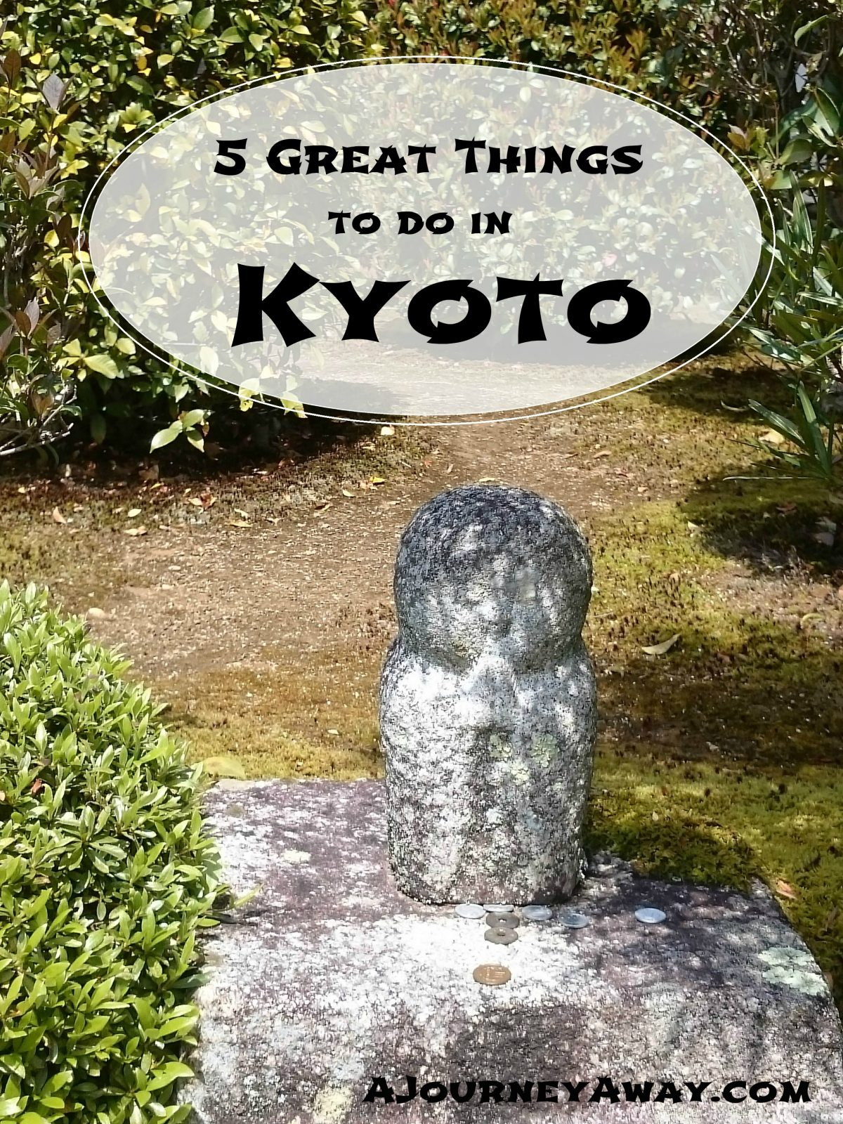 5 Great Things to do in Kyoto, Japan | A Journey Away travel blog