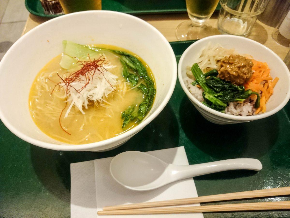 Vegetarian in Japan