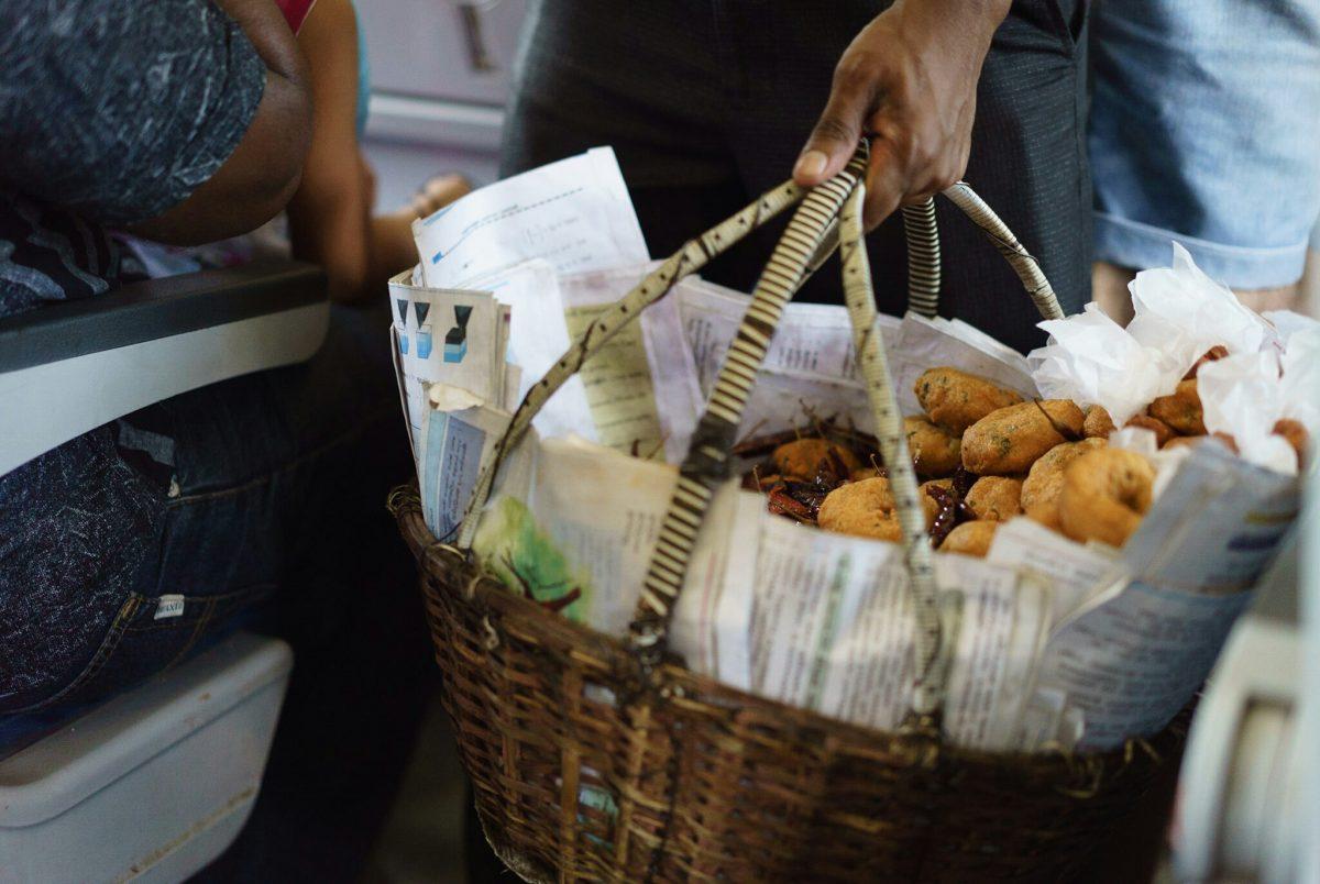 Végétarien au Sri Lanka
