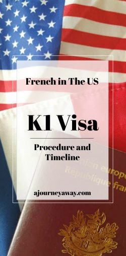 French in the US: how to get a K1 visa/fiance visa | A Journey Away travel blog
