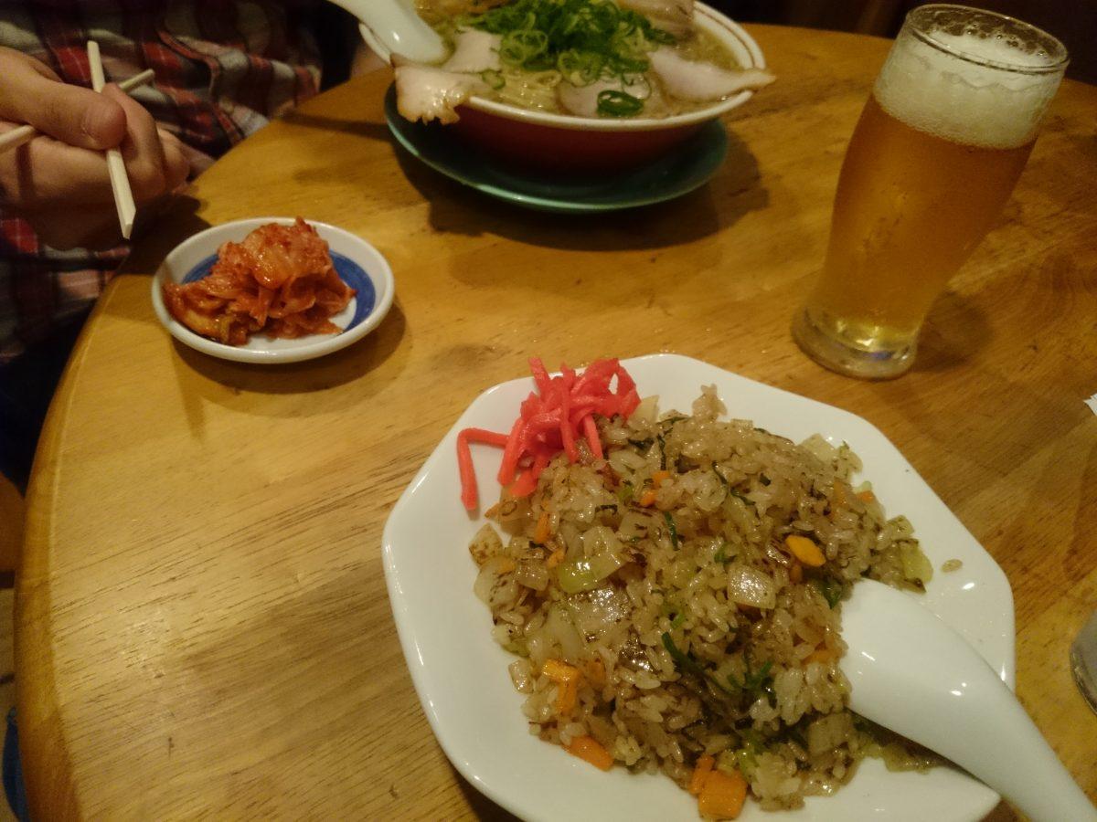 Budget pour un repas japonais