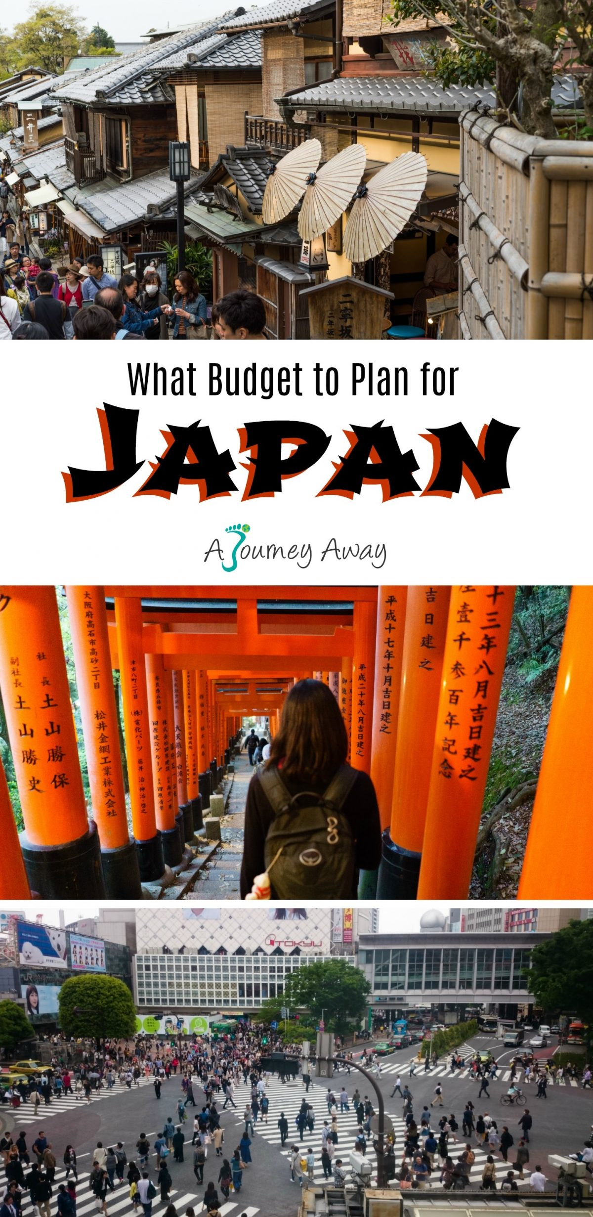 What to budget for a month in Japan | A Journey Away travel blog
