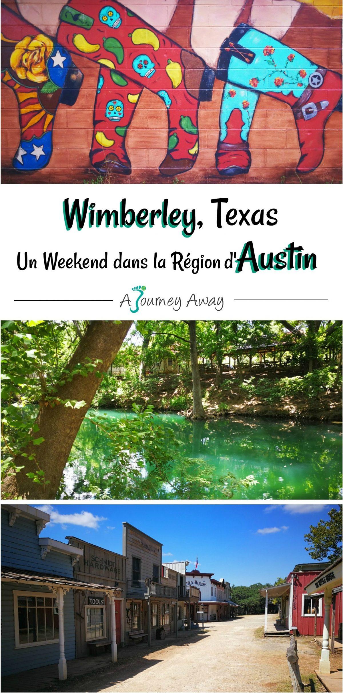 Wimberley, Texas - Un Weekend dans la Région d'Austin | Blog de voyage A Journey Away
