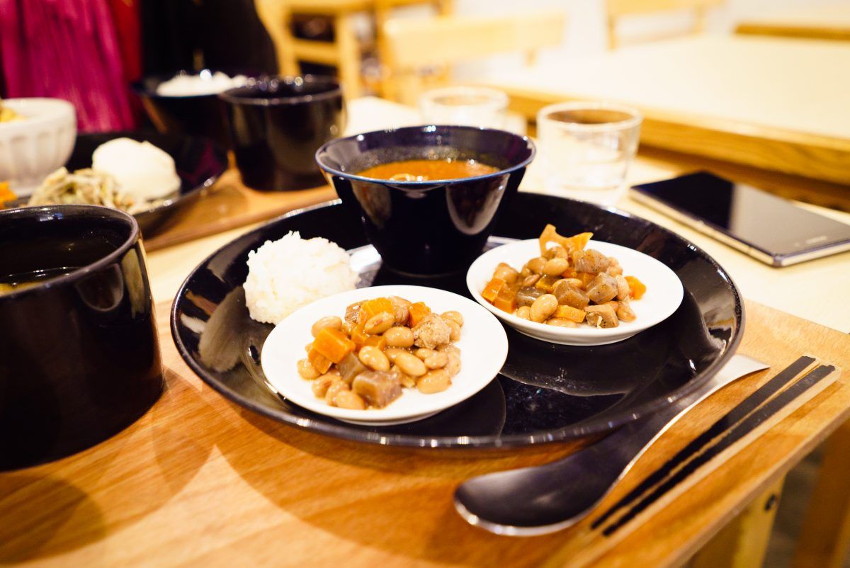 """shōjin ryōri"" food in Japan"