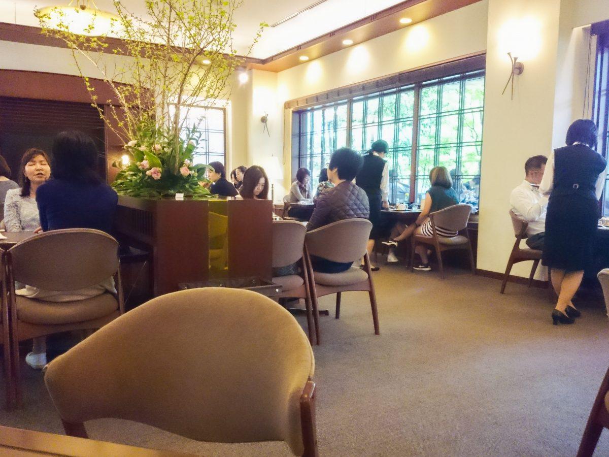 West Ginza restaurant in Tokyo