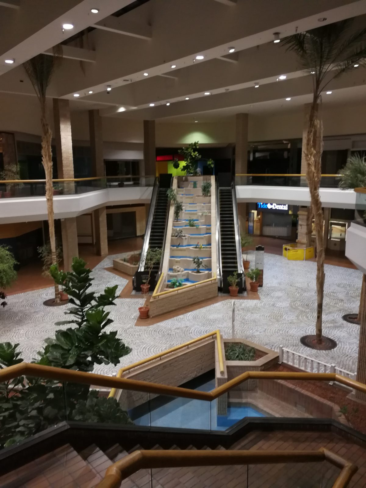 Sunrise Mall in Corpus Christi, Texas