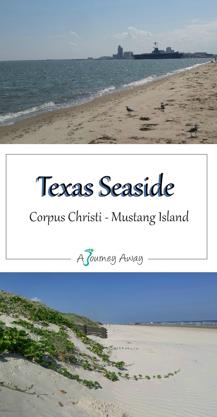 Discovering Texas Seaside - Corpus Christi and Mustang Island