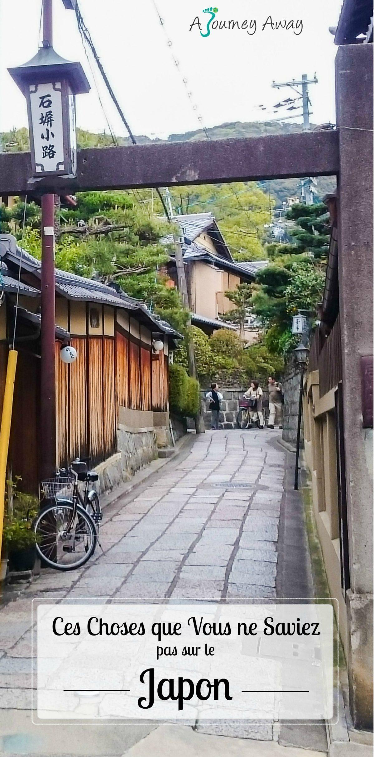 Ce Que Vous ne Saviez pas sur le Japon | Blog de voyage A Journey Away