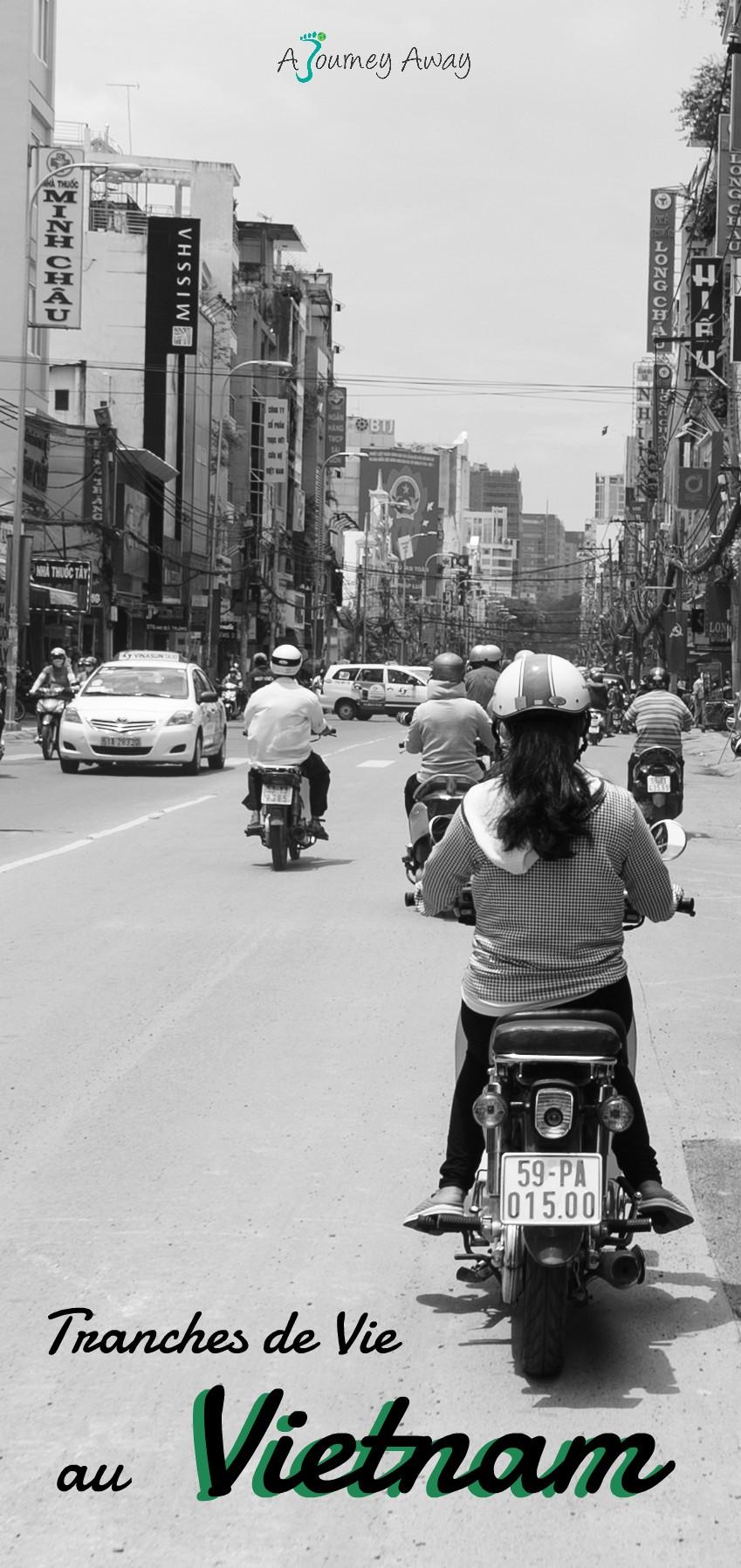 Découvrez la vie au Vietnam en Photos | Blog de voyage A Journey Away