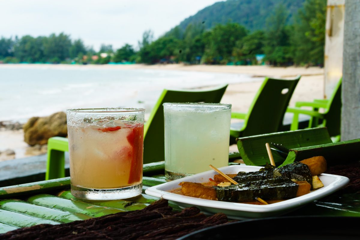 Time for lime restaurant in Koh Lanta, Thailand