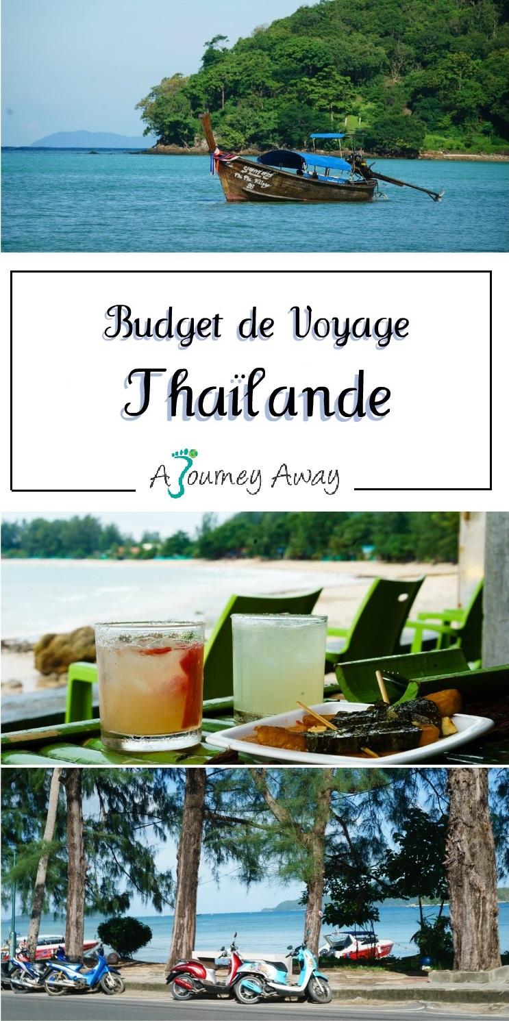 Budget de Voyage - 1 Mois en Thailande | Blog de voyage A Journey Away
