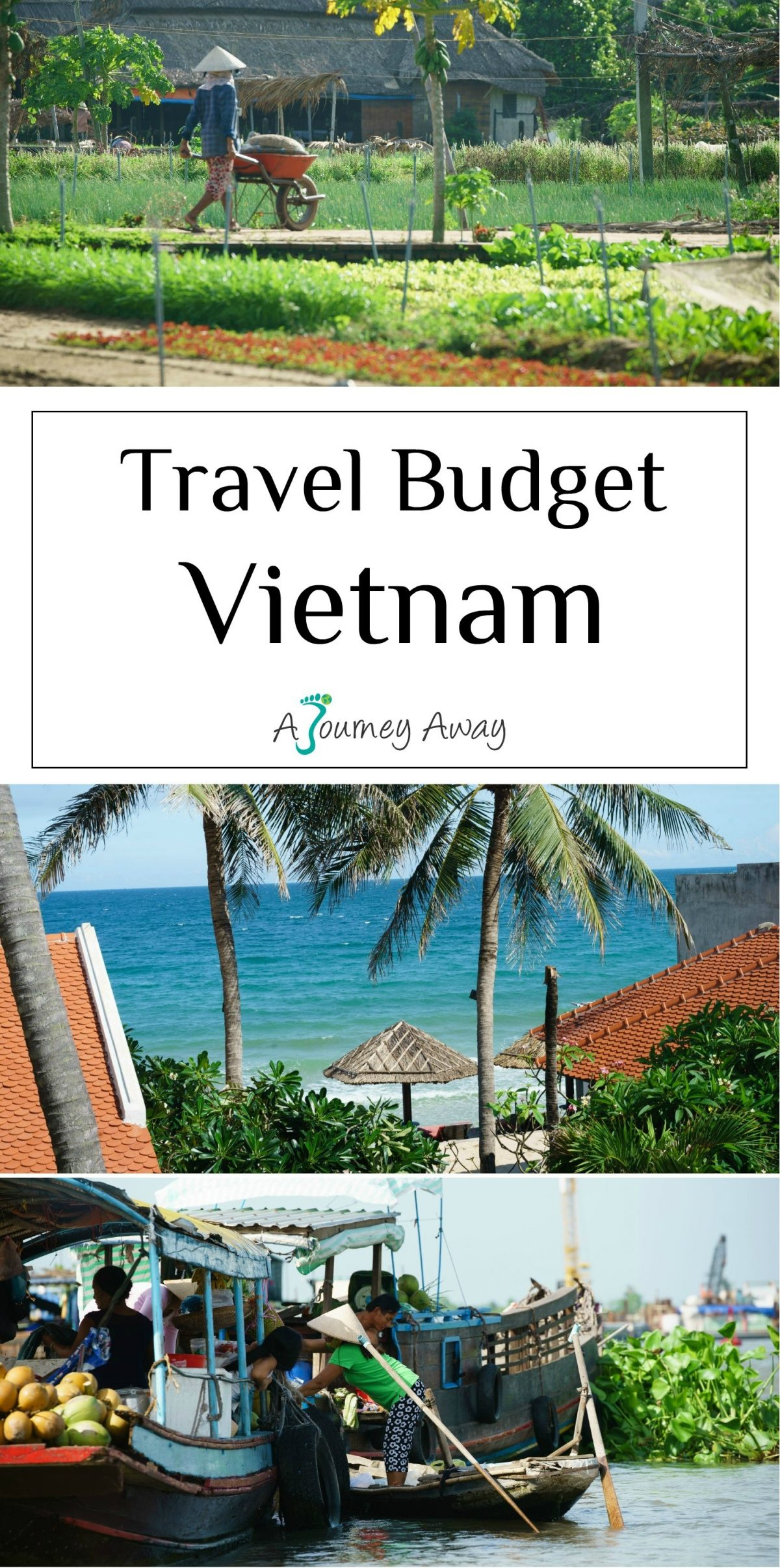 Travel Budget - 6 Weeks in Vietnam | A Journey Away travel blog