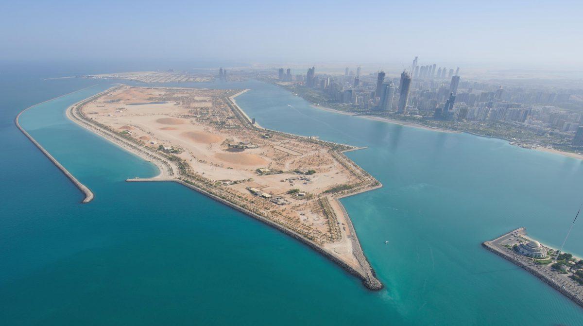 Al Lulu Island, Abu Dhabi